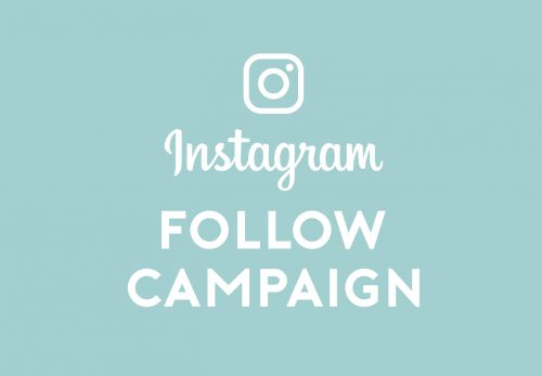 【REAL SHOP】Instagram follow campaign [ 2018.11.9fri ~ 11.11sun ]